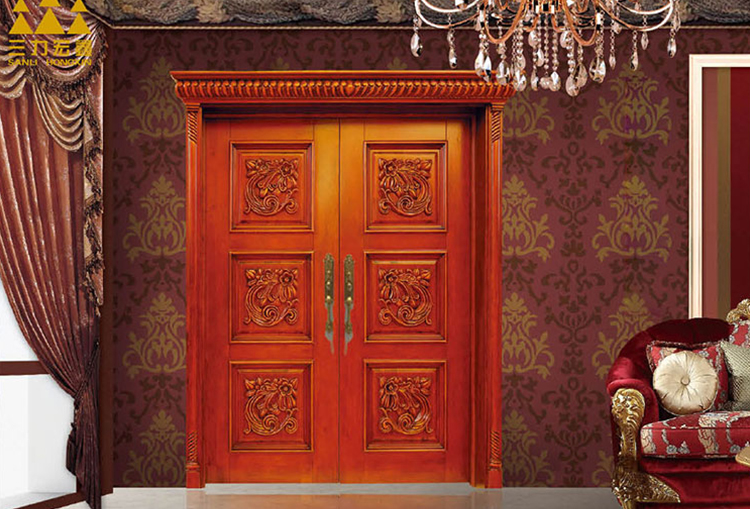 Wooden door series